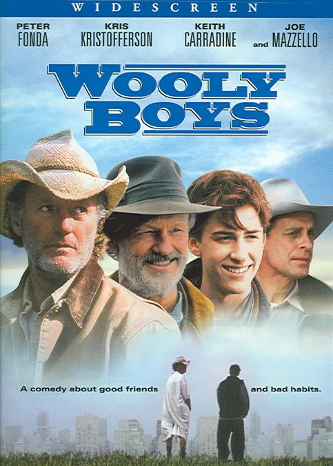 WOOLY BOYS BY FONDA,PETER (DVD)